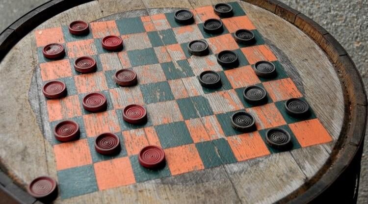 Brazilian Checkers