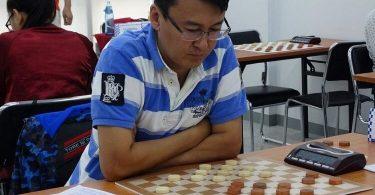 Mongolian checkers